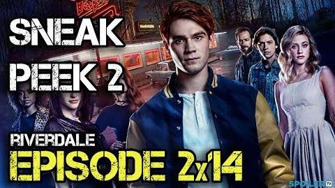 "Riverdale 2x14 Sneak Peek 2 ""The Hills Have Eyes"" Season 2 Episode 14 Sneak Peek 2"