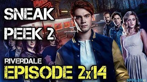 """Riverdale 2x14 Sneak Peek 2 """"The Hills Have Eyes"""" Season 2 Episode 14 Sneak Peek 2"""