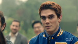 Season 1 Episode 4 The Last Picture Show Archie at the performance