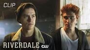 Riverdale Gladys Welcomes Archie And Jughead Season 3 Episode 8 Scene The CW