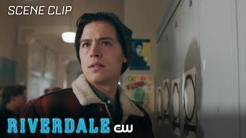 Riverdale Season 2 Ep 20 Jughead Asks Archie to Lay Off The Serpents The CW