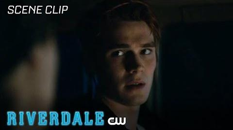Riverdale Season 2 Ep 7 Archie and Jughead Have a Heart to Heart The CW