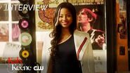 Katy Keene Camille Hyde Interview Alexandra Cabot The CW