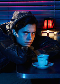 Promotional Photo Jughead Jones