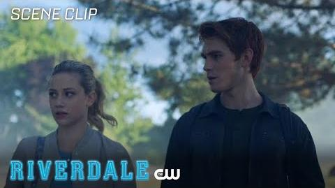 Riverdale Season 2 Ep 5 Archie Has Betty's Back The CW