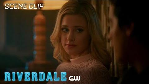 Riverdale Season 2 Ep 12 Betty and Jughead Make Up The CW