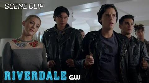 Riverdale Season 2 Ep 17 Betty Brings Back Up The CW