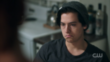 Season 1 Episode 10 The Lost Weekend Jughead wondering why he hates his birthday