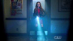 Season 1 Episode 3 Body Double Cheryl thigh high boots