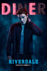 Season 2 'Diner' Archie Andrews Promotional Portrait