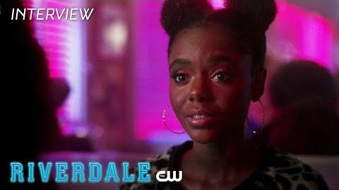 Riverdale Ashleigh Murray Interview Divorce Drama The CW