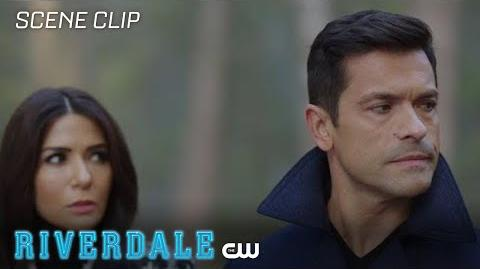 Riverdale Season 2 Ep 11 The General Pickens Statue Is Vandalized The CW