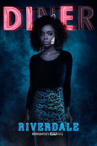 Season 2 'Diner' Josie McCoy Promotional Portrait