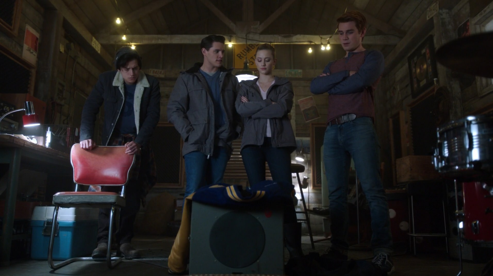 Image - Season 1 Episode 12 Anatomy Of A Murder Jughead-Kevin-Betty ...