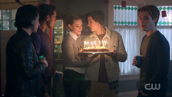 Jughead's 16th Birthday Party 1