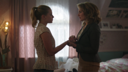 Season 1 Episode 1 The River's Edge Alice talks to Betty