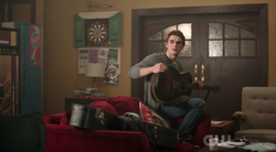 Season 1 Episode 3 Body Double Archie playing music
