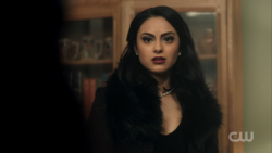 Season 1 Episode 12 Anatomy of a Murder Veronica after dance