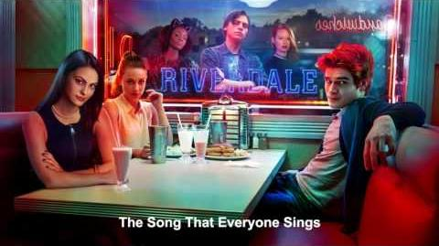 Riverdale Cast - The Song That Everyone Sings Riverdale 1x01 Music HD