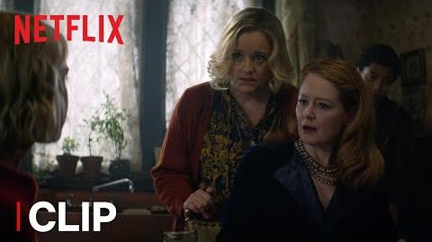 Chilling Adventures of Sabrina Clip Postpone the Baptism HD Netflix