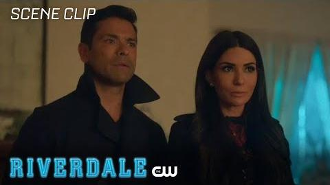 "Riverdale Season 2 Ep 9 Veronica Joins the ""Family Business"" The CW"