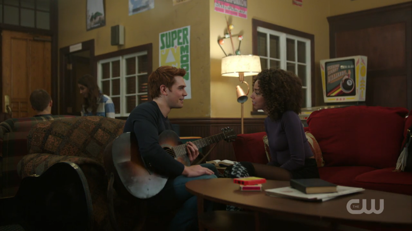 Season_1_Episode_6_Faster%2C_Pussycats%21_Kill%21_Kill%21_Archie_and_Valerie_in_student_lounge.png