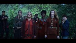 CAOS-Caps-3x08-Sabrina-Is-Legend-105-Ambrose-Gryla-Hilda-Mambo-Marie-Zelda-Theo