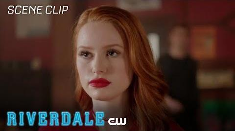 Riverdale Season 2 Ep 10 Archie Finds Out About Veronica and Nick The CW