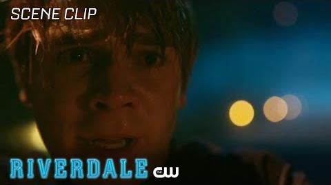 Riverdale Season 2 Ep 9 Archie and Betty Chase The Black Hood The CW