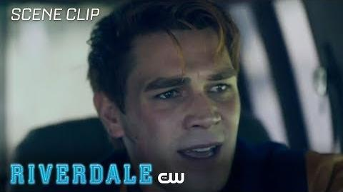 Riverdale Season 2 Ep 1 Archie Rushes His Dad to the Hospital The CW
