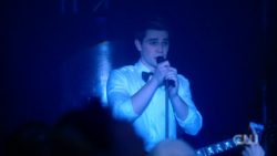 Season 1 Episode 11 To Riverdale and Back Again Archie performing