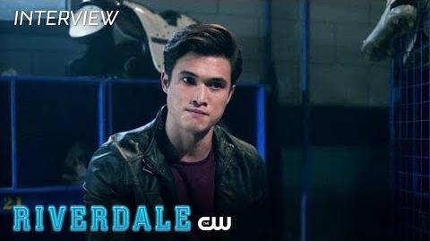 Riverdale Charles Melton Interview Season 2 - Do The Right Thing The CW