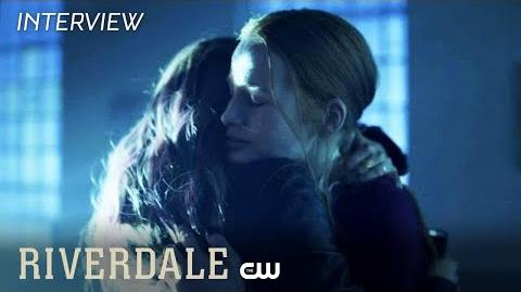 Riverdale Madelaine Petsch Interview Cheryl's Second Chance The CW