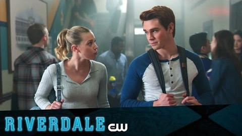 Riverdale Chapter Ten The Lost Weekend Scene The CW
