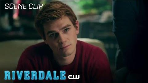 Riverdale Season 2 Ep 9 Betty's Secret Santa The CW