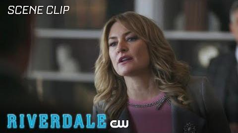 Riverdale Season 2 Ep 15 Alice Confronts Hal The CW