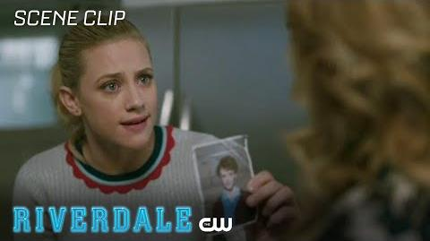 Riverdale Season 2 Ep 19 Betty and Jughead Confront Chic The CW