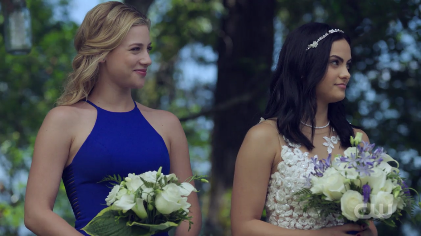 riverdale betty and veronica dating