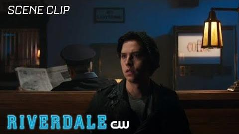 Riverdale Season 2 Ep 15 Jughead Gets Inside Info on Hiram The CW