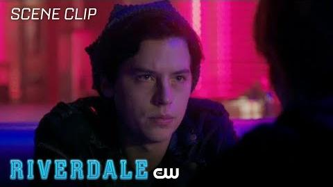 Riverdale Season 2 Ep 7 Dinner Trio The CW