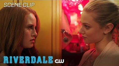 Riverdale Season 2 Ep 2 Betty Threatens Cheryl The CW