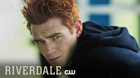 Riverdale Season 3 Ep 7 Scene Chapter Forty-Two The Man In Black Scene The CW