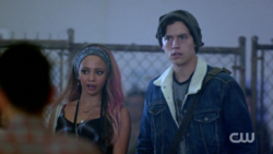 Image result for toni and jughead