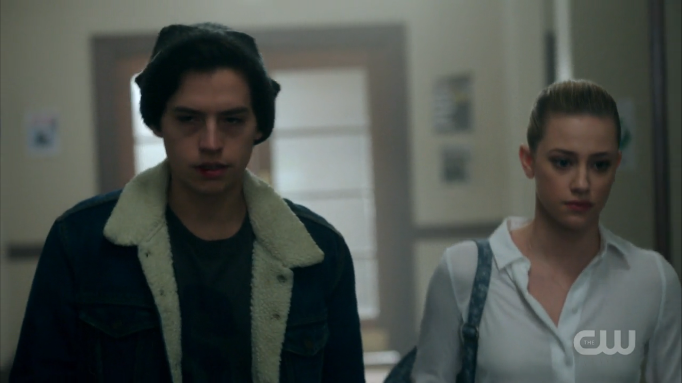 Image Season 1 Episode 12 Anatomy Of A Murder Jughead And Betty In