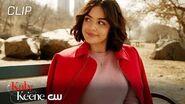 Katy Keene Season 1 Episode 1 Katy And Josie Meet At The Lighthouse Scene The CW