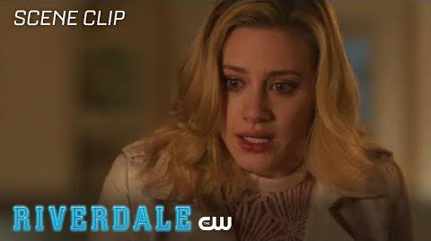 Riverdale Season 2 Ep 13 Betty Helps Her Mom Clean Up The CW