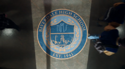 Season 1 Episode 11 To Riverdale And Back Again High School hallway