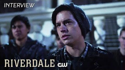 Riverdale Cole Sprouse Interview Sophomore Season The CW
