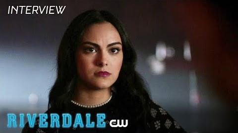 Riverdale Camila Mendes Interview Lodge Family Battle The CW