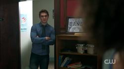 Season 1 Episode 6 Faster, Pussycats! Kill! Kill! Archie watching